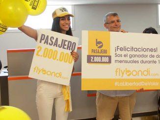Flybondi ya transportó a dos millones de pasajeros