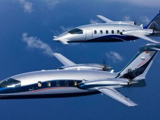 Piaggio Aero - Avanti II