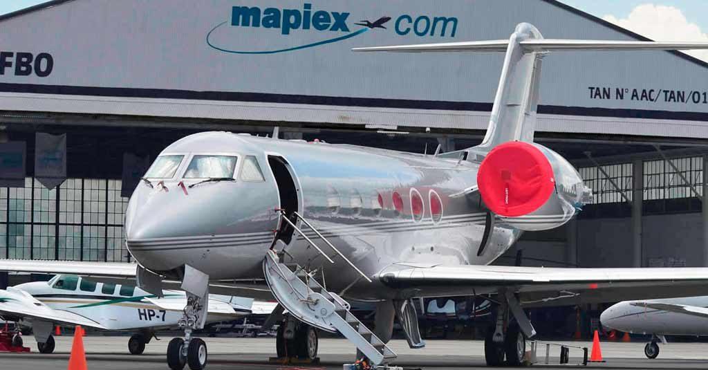 Mapiex Aviation - Pratt & Whitney DMF
