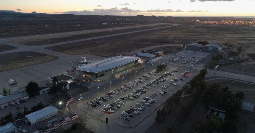 """Aeropuerto Internacional """"General Enrique Mosconi"""" de Comodoro Rivadavia"""
