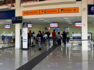 Aeropuerto de La Serena - Chile