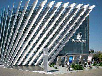Expo 2020 - Dubai / EK Pavilion Exterior