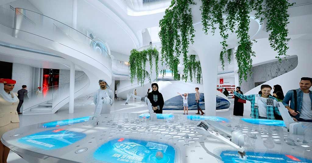 Expo 2020 - Dubai / Emirates