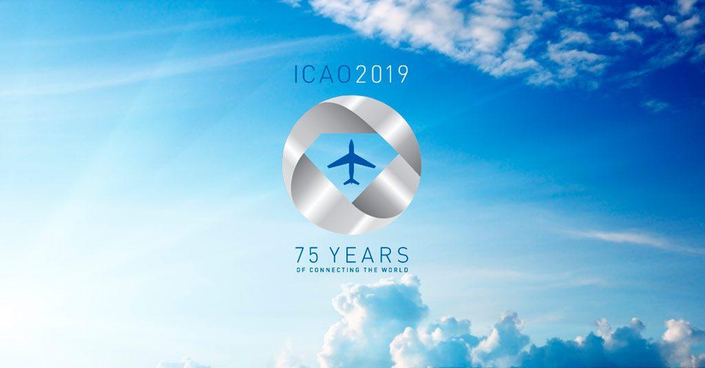 ICAO 2019 - 7 de Diciembre – Día Internacional de la Aviación Civil