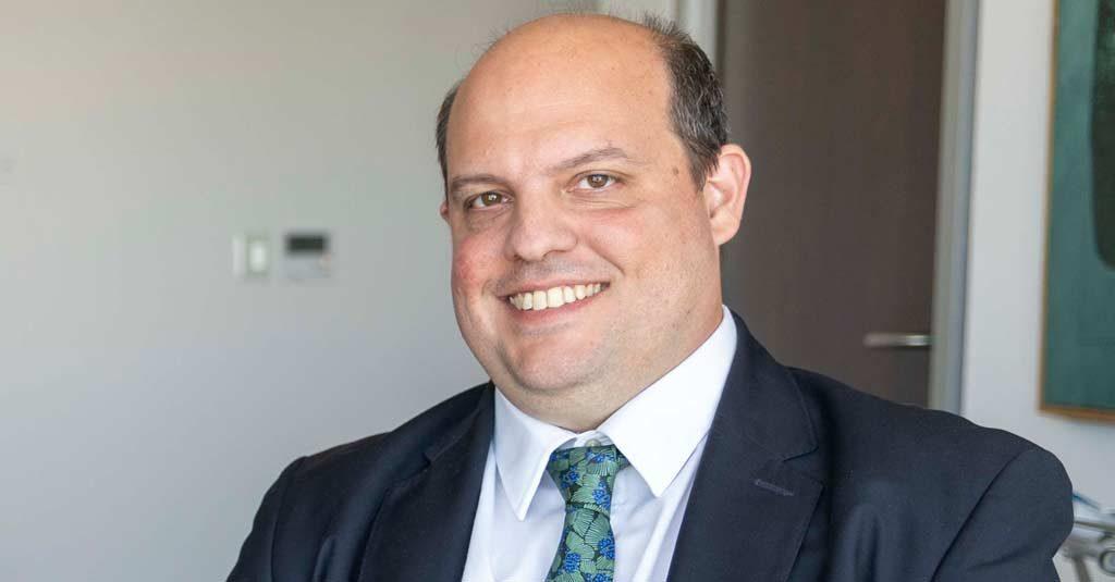 Pablo Ceriani - Presidente de Aerolíneas Argentinas (Diciembre 2019)