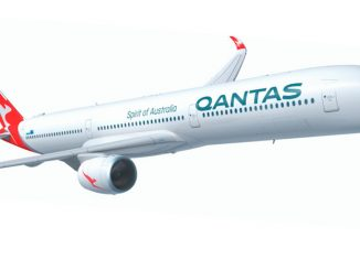 Airbus A350-1000 Qantas