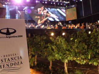 18° Fiesta de la Cosecha 2020, Aeropuerto Internacional de Mendoza