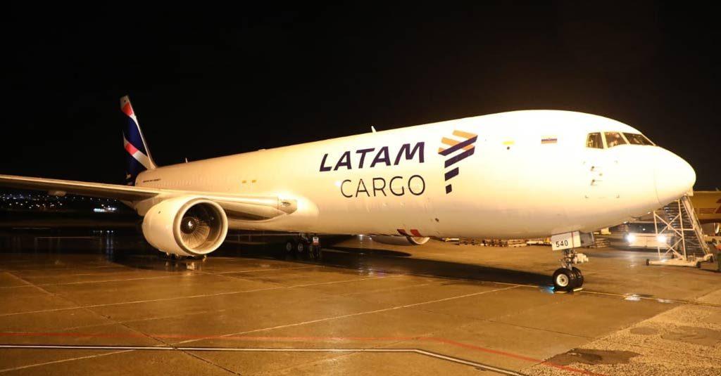 Boeing 767-300F - LATAM Cargo