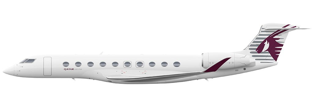 Gulfstream G700 / Qatar Executive (Livery)
