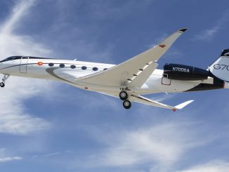 Gulfstream G700 (N700GA)