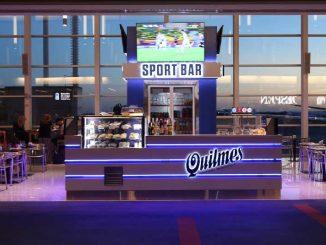 Quilmes Sport Bar Aeropuerto Internacional de Ezeiza
