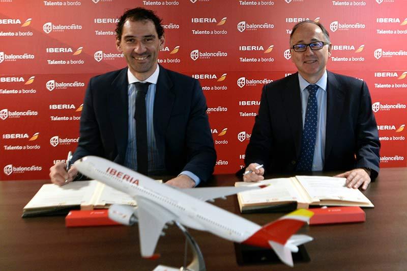Selección Española de Baloncesto tendrá un A350 de Iberia con su nombre