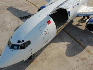 STC - Boeing 737-400SF (Cargo) By AEI