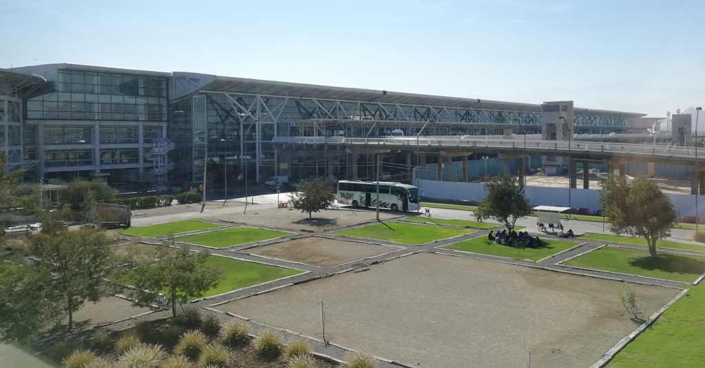 Aeropuerto Internacional Santiago de Chile - SCEL (SCL)