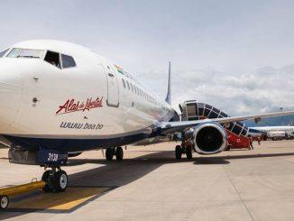 Boeing 737NG - Boliviana de Aviación – BoA