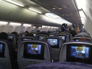 Boeing 737-800 / Interior