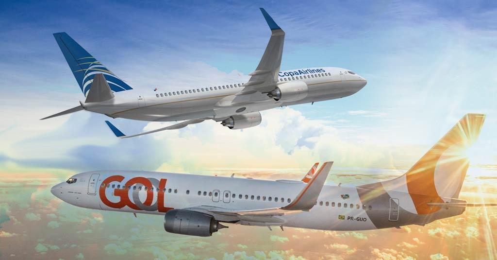 ANAC sancionará a Copa Airlines y Gol por venta de vuelos sin autorización