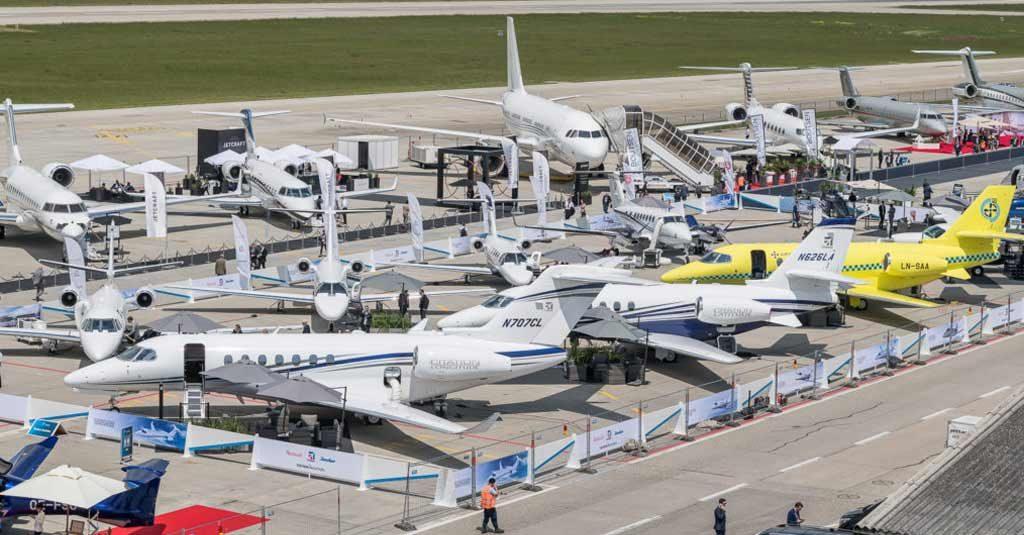 EBACE 2020 - European Business Aviation Convention & Exhibition