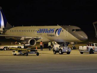Embraer E190 - Amaszonas Uruguay_144