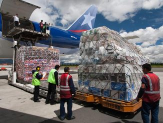 Transporte de Carga Aérea
