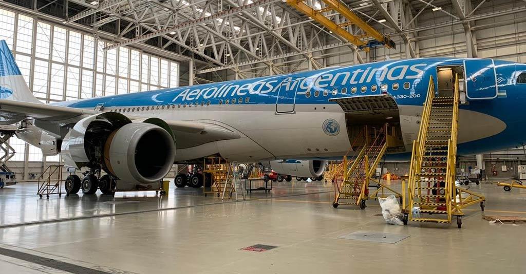 Airbus A330-200 / Aerolíneas Argentinas