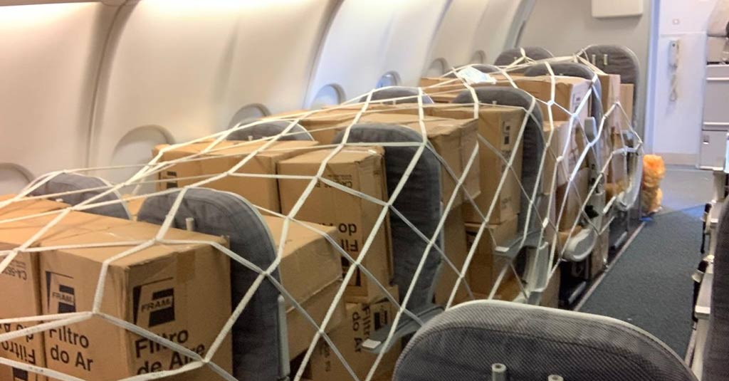 """Aerolíneas Argentinas - Operación Especial """"China"""" (COVID-19)"""