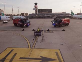 """Blasterjaxx """"Quarantine Fetival"""" (DJ Set) en el Aeropuerto de Róterdam"""
