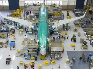 Boeing 737MAX - Assembly Line