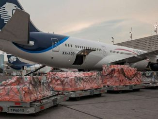 Boeing 787 - Operación Especial Carga Aérea (COVID-19)