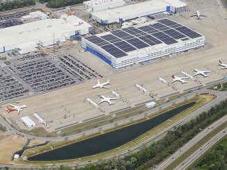 Boeing Factory - South Carolina