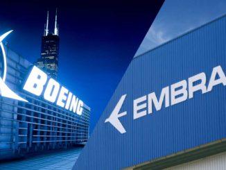 Boeing - Embraer