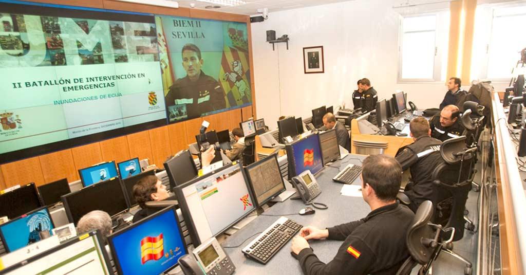 INDRA - Soporte logístico a Fuerzas Armadas de España (COVID-19)