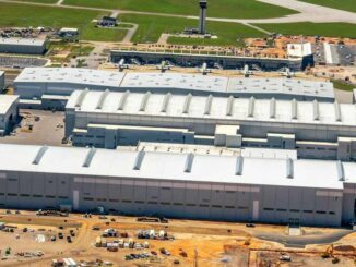 Airbus Final Assembly Line - Mobile, Alabama US