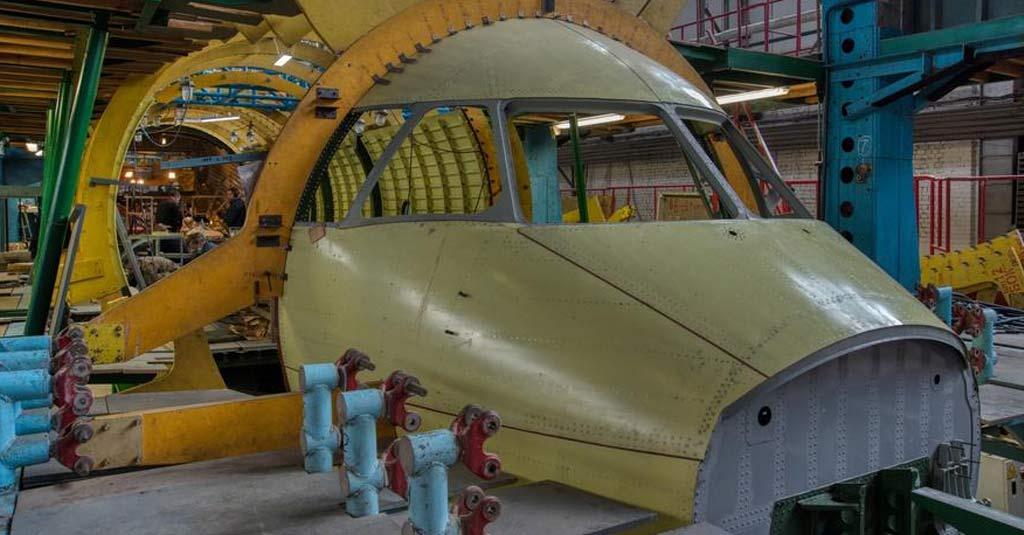 Antonov Company - An-178 (Perú)