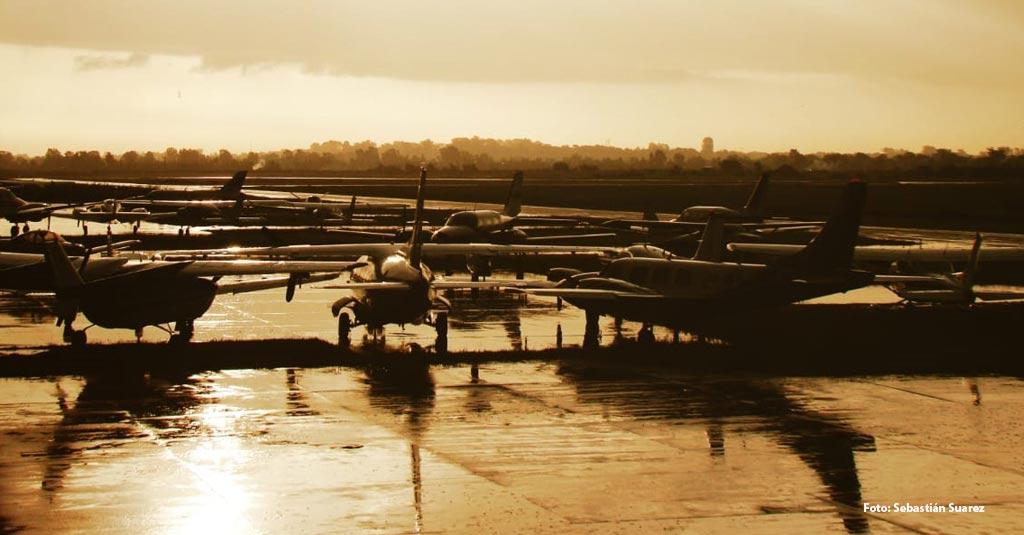 Aviación Civil Argentina - Aeropuerto Internacional de San Fernando (SADF / FDO)