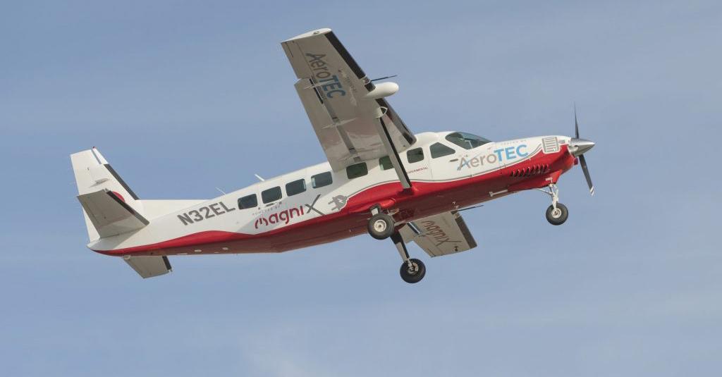 Cessna 208B eCaravan