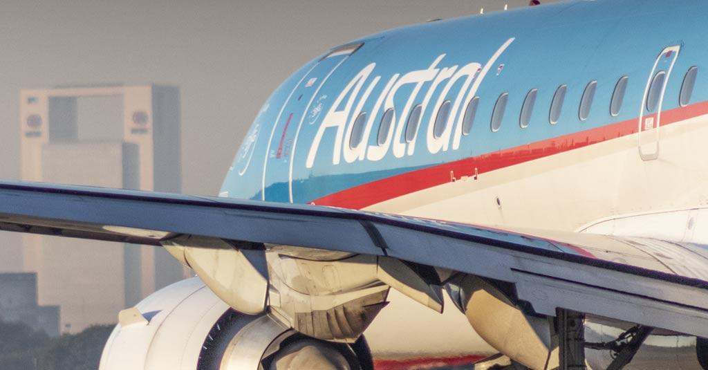 Embraer - E190AR / Austral Líneas Aéreas
