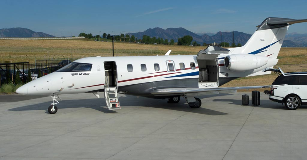 Pilatus PC-24 (Taxi Aéreo)