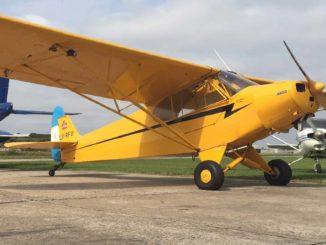 Piper PA-11 / Escuelas de Vuelo - CIAC / Argentina (ANAC)