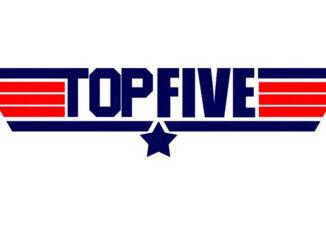 Top 5 - Escenas de TOP GUN