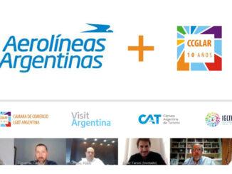 Aerolíneas Argentinas - LGBT+