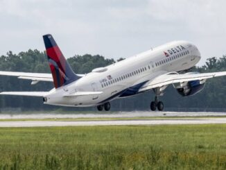 Delta - Airbus A220-300 (Mobile, US)