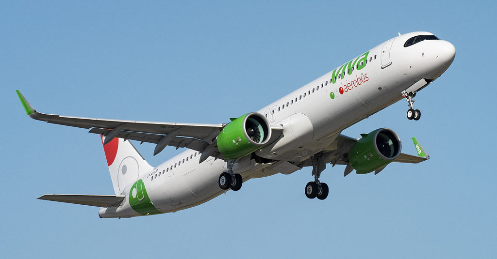 Airbus A321neo / VivaAerobus