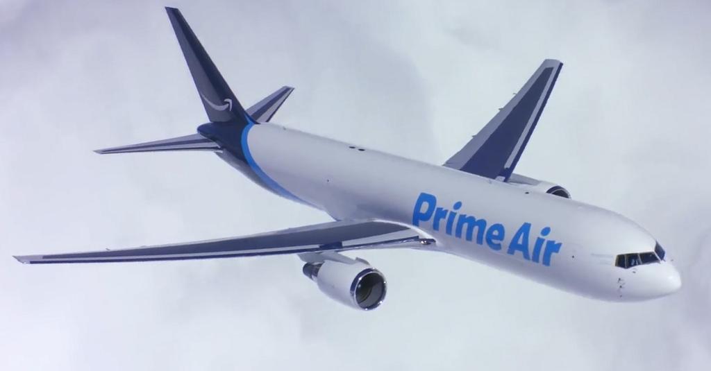 Boeing 767-Cargo / Amazon Prime Air