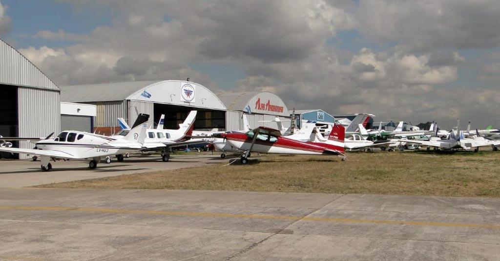 Aviación Civil Argentina / Aeropuerto Internacional San Fernando (SADF)