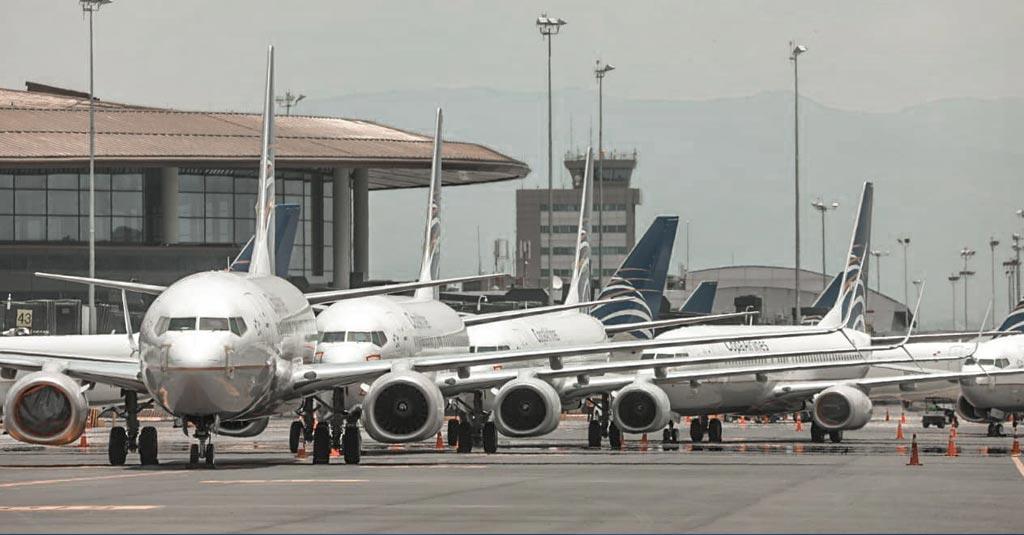 Aeropuerto Internacional Tocumen, durante la pandemia por COVID-19 (Panamá)