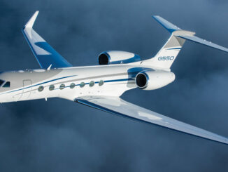 Business Aviation - Gulfstream G550