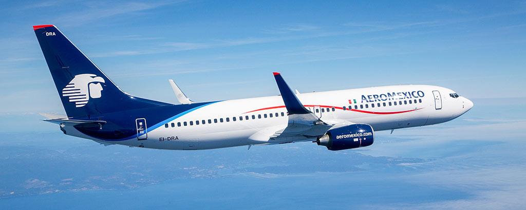 Aeroméxico / Boeing 737-800