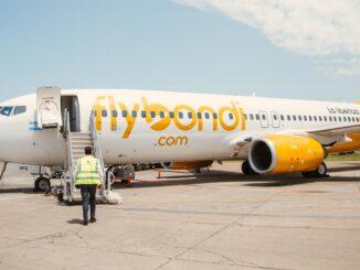 Flybondi / Boeing 737-800 (Aeropuerto Internacional El Palomar - Buenos Aires, Argentina