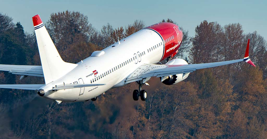 Norwegian Air Shuttle / Boeing 737MAX